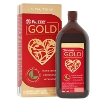 Plusssz Gold Vital Tonik 1000g (900ml)