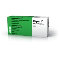 Reparil 20mg x40 tabletek
