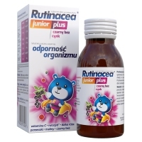 Rutinacea Junior Plus płyn 100ml