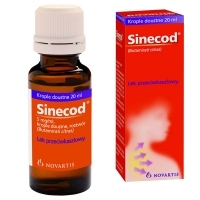 Sinecod 5mg/ml krople 20ml