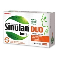 Sinulan Duo Forte x60 tabletek