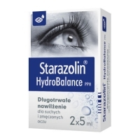 Starazolin HydroBalance krople do oczu 2x5ml