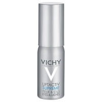 "VICHY Liftactiv Supreme Serum 10 serum do oczu i rzęs 15ml <span style=""color: #b40000"">+ VICHY płyn micelarny 2x100ml GRATIS</span>"