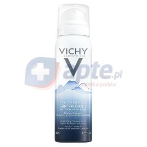 VICHY woda termalna 50ml TRAVEL