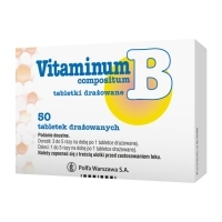 Vitaminum B compositum x50 tabletek